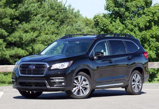 62 Gallery of 2019 Subaru Ascent Fuel Economy Exterior for 2019 Subaru Ascent Fuel Economy