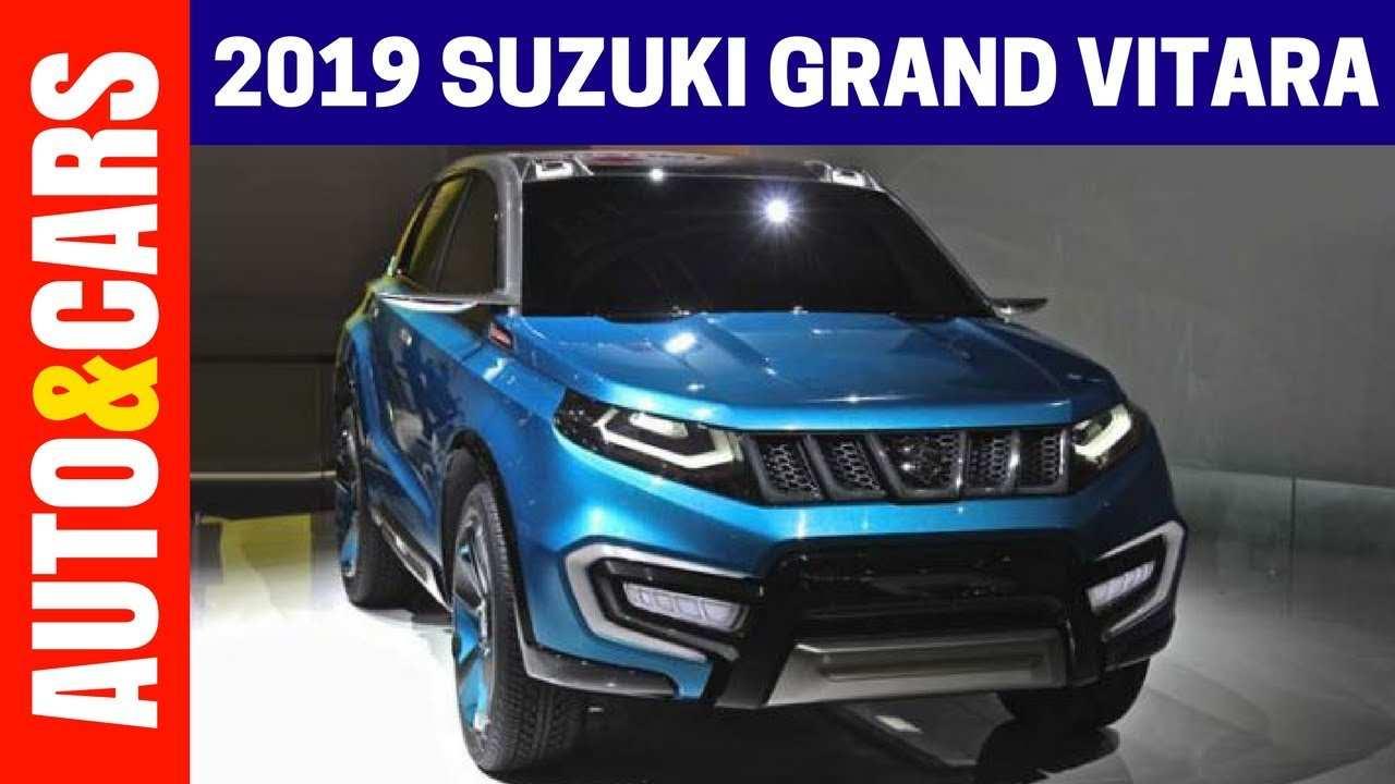 62 Gallery of 2019 Suzuki Suv Concept by 2019 Suzuki Suv