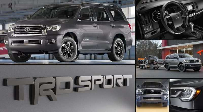 62 Gallery of 2019 Toyota Sequoia Review Pictures for 2019 Toyota Sequoia Review