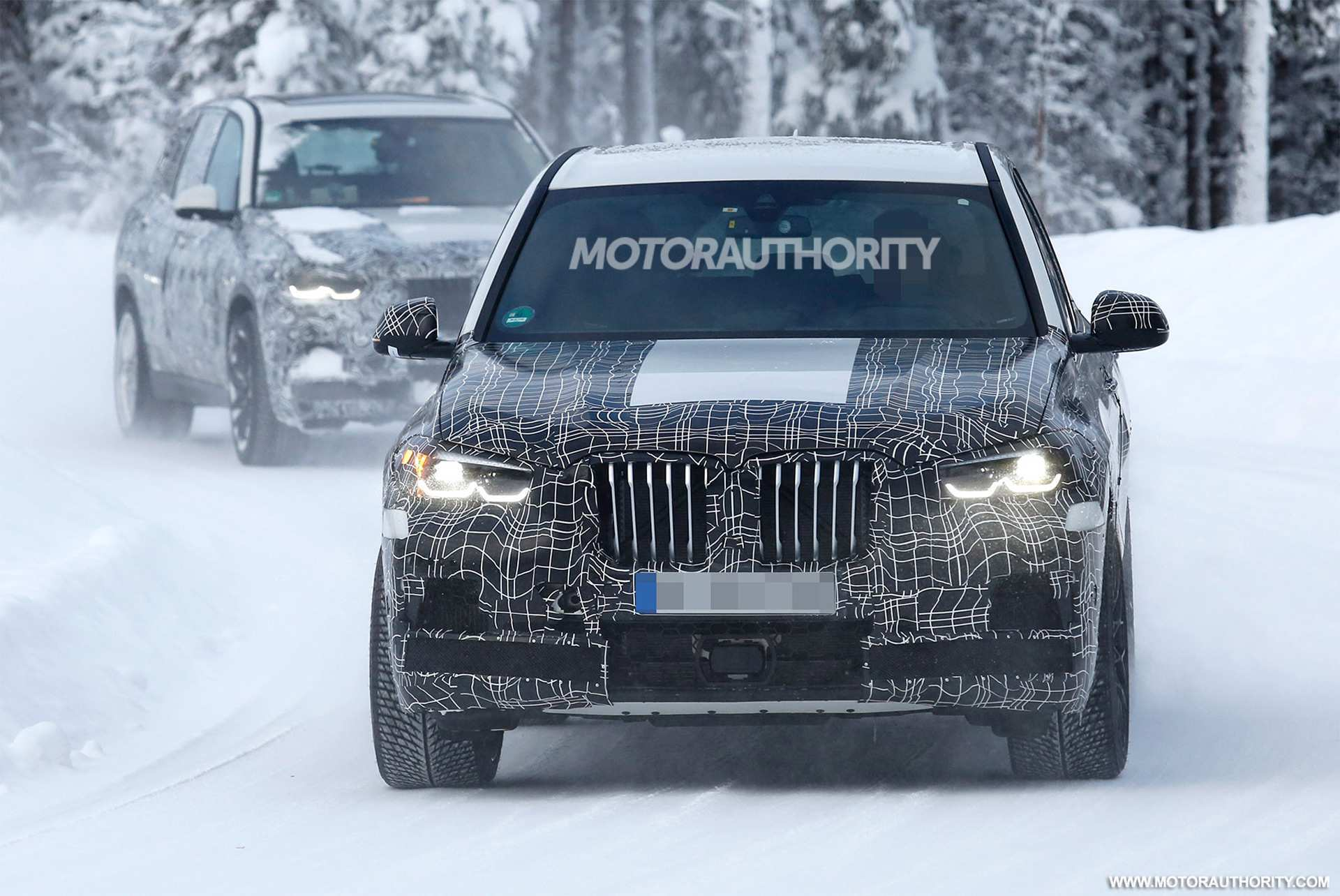 62 Gallery of 2020 Bmw X5M Interior for 2020 Bmw X5M