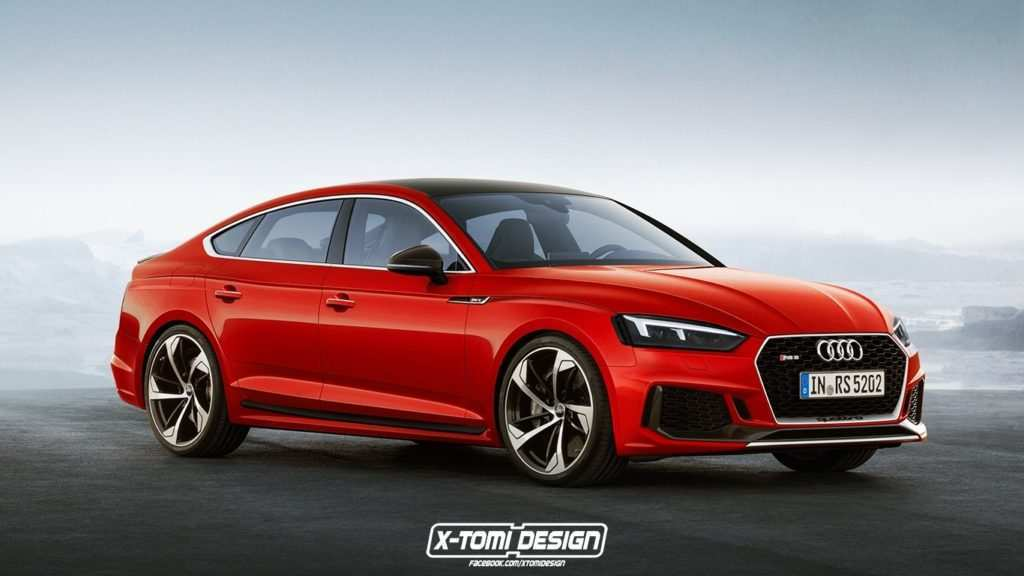 62 Gallery of New 2019 Audi Rs5 Exterior by New 2019 Audi Rs5
