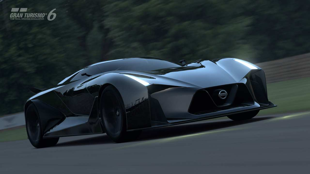 62 Gallery of Nissan 2020 Vision Gt Redesign and Concept with Nissan 2020 Vision Gt