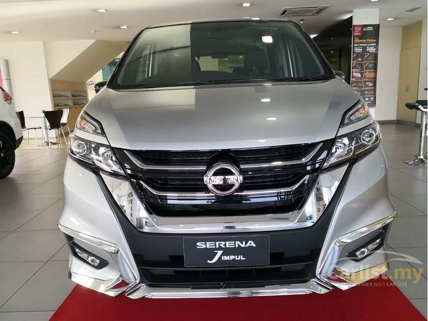 62 Gallery of Nissan Serena 2019 Configurations by Nissan Serena 2019