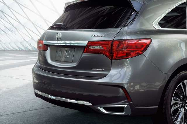 62 Great 2019 Acura Mdx Release Date Model by 2019 Acura Mdx Release Date