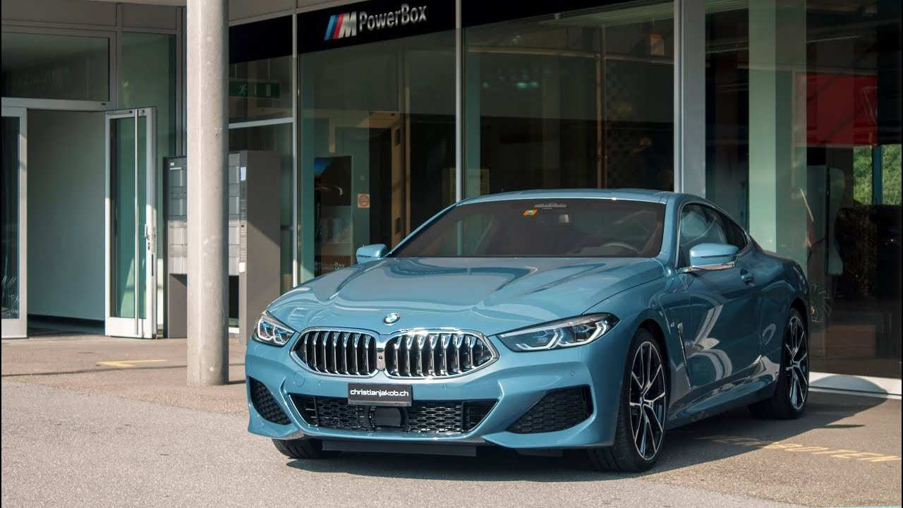 62 Great 2019 Bmw Eight Series Spesification with 2019 Bmw Eight Series