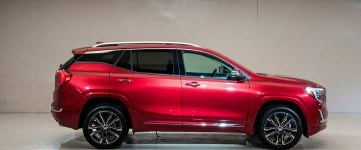 62 Great 2019 Gmc Terrain Release for 2019 Gmc Terrain