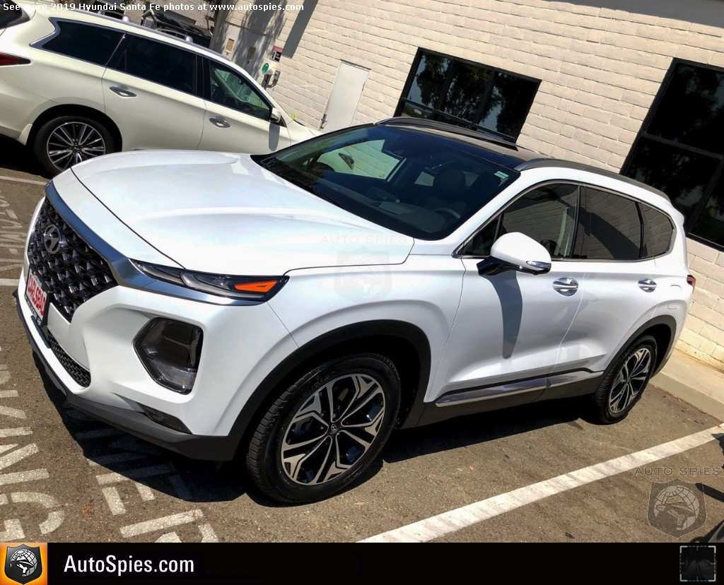 62 Great 2019 Hyundai Santa Fe Launch Price for 2019 Hyundai Santa Fe Launch