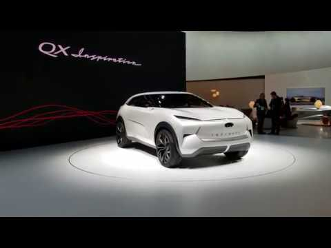 62 Great 2019 Infiniti Concept Speed Test with 2019 Infiniti Concept