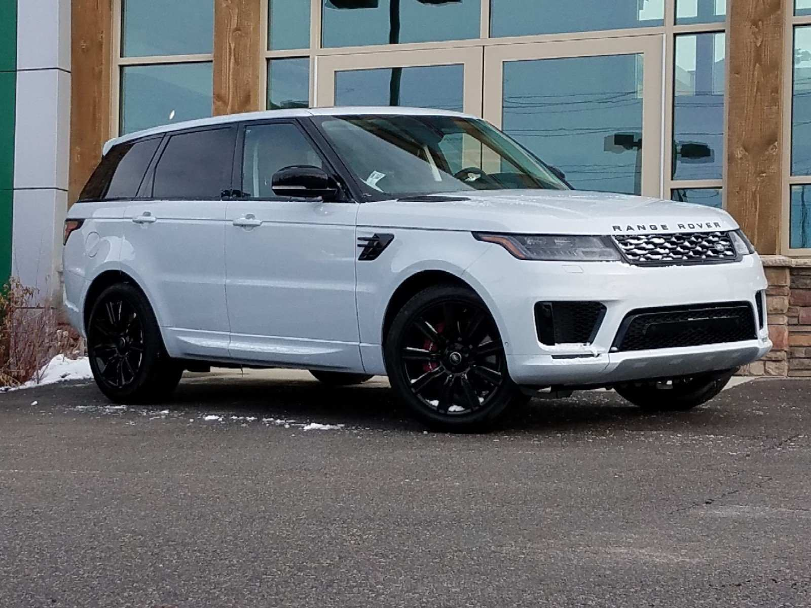 62 Great 2019 Land Rover Range Rover Sport Configurations by 2019 Land Rover Range Rover Sport