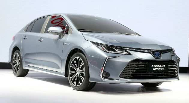 62 Great 2019 Model Toyota Corolla Review with 2019 Model Toyota Corolla