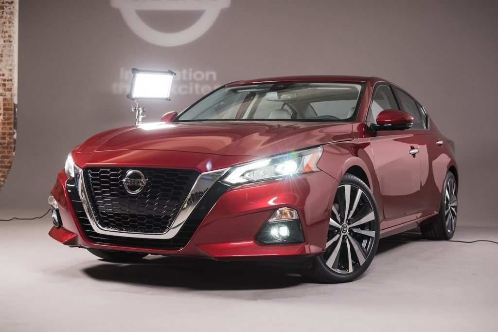 62 Great 2019 Nissan Altima Concept Redesign and Concept by 2019 Nissan Altima Concept