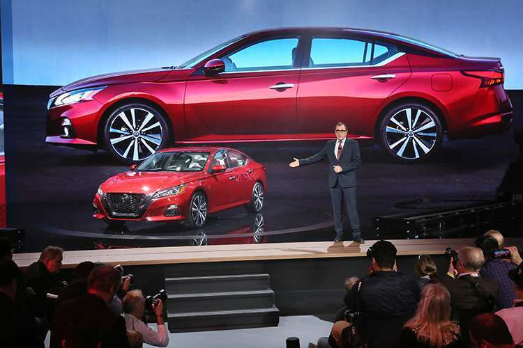 62 Great 2019 Nissan Altima News Style with 2019 Nissan Altima News