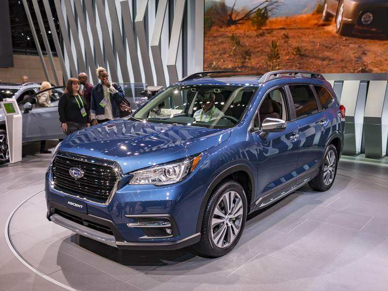 62 Great 2019 Subaru Ascent Price Research New for 2019 Subaru Ascent Price