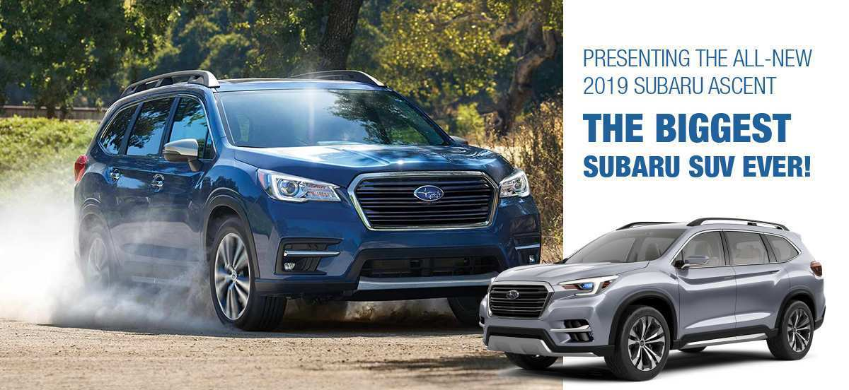 62 Great 2019 Subaru Ascent Towing Capacity Model by 2019 Subaru Ascent Towing Capacity