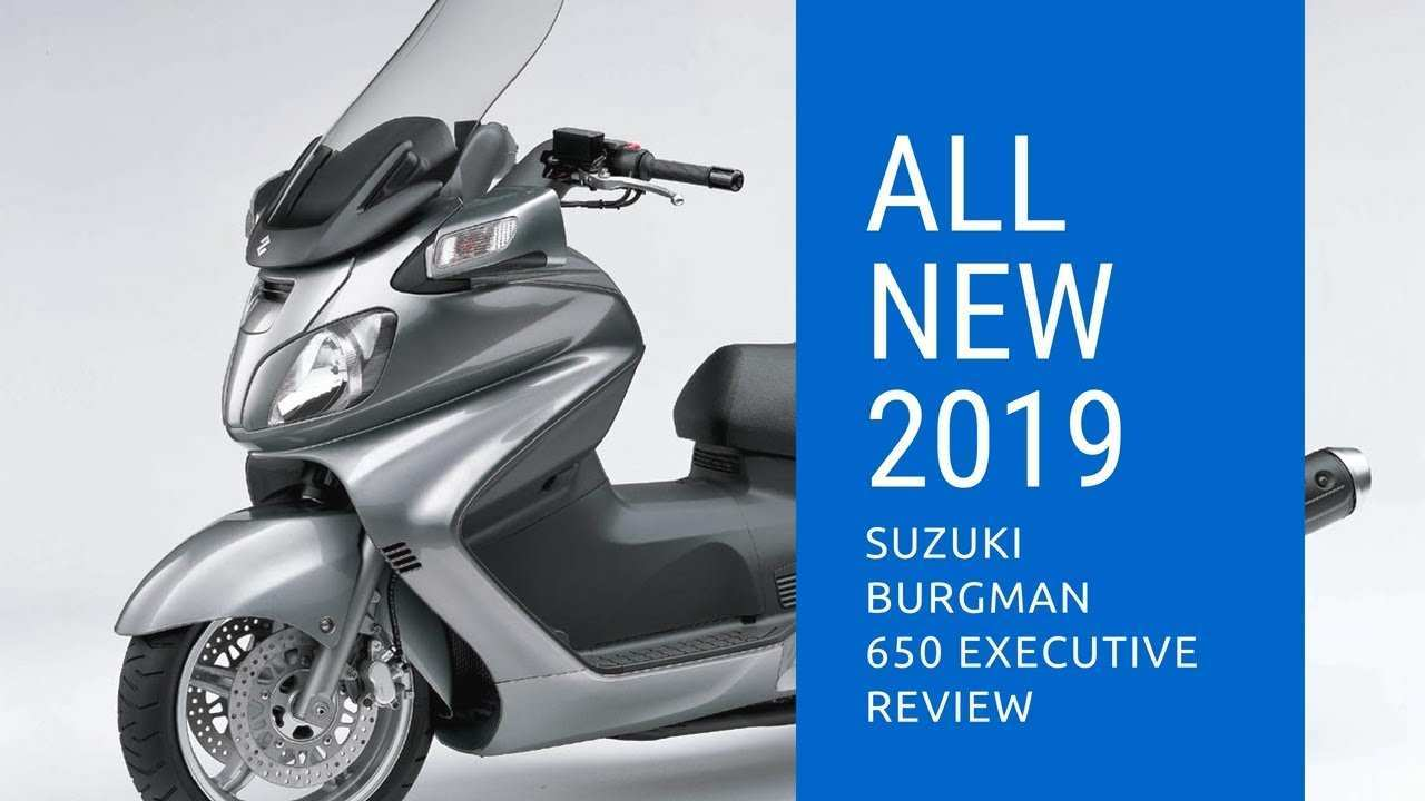 62 Great 2019 Suzuki Burgman 650 Photos for 2019 Suzuki Burgman 650