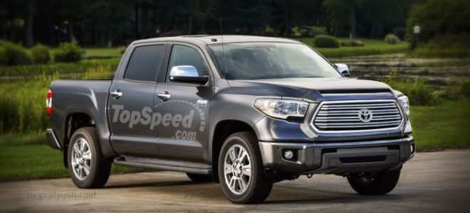 62 Great 2019 Toyota Diesel Tundra Interior for 2019 Toyota Diesel Tundra