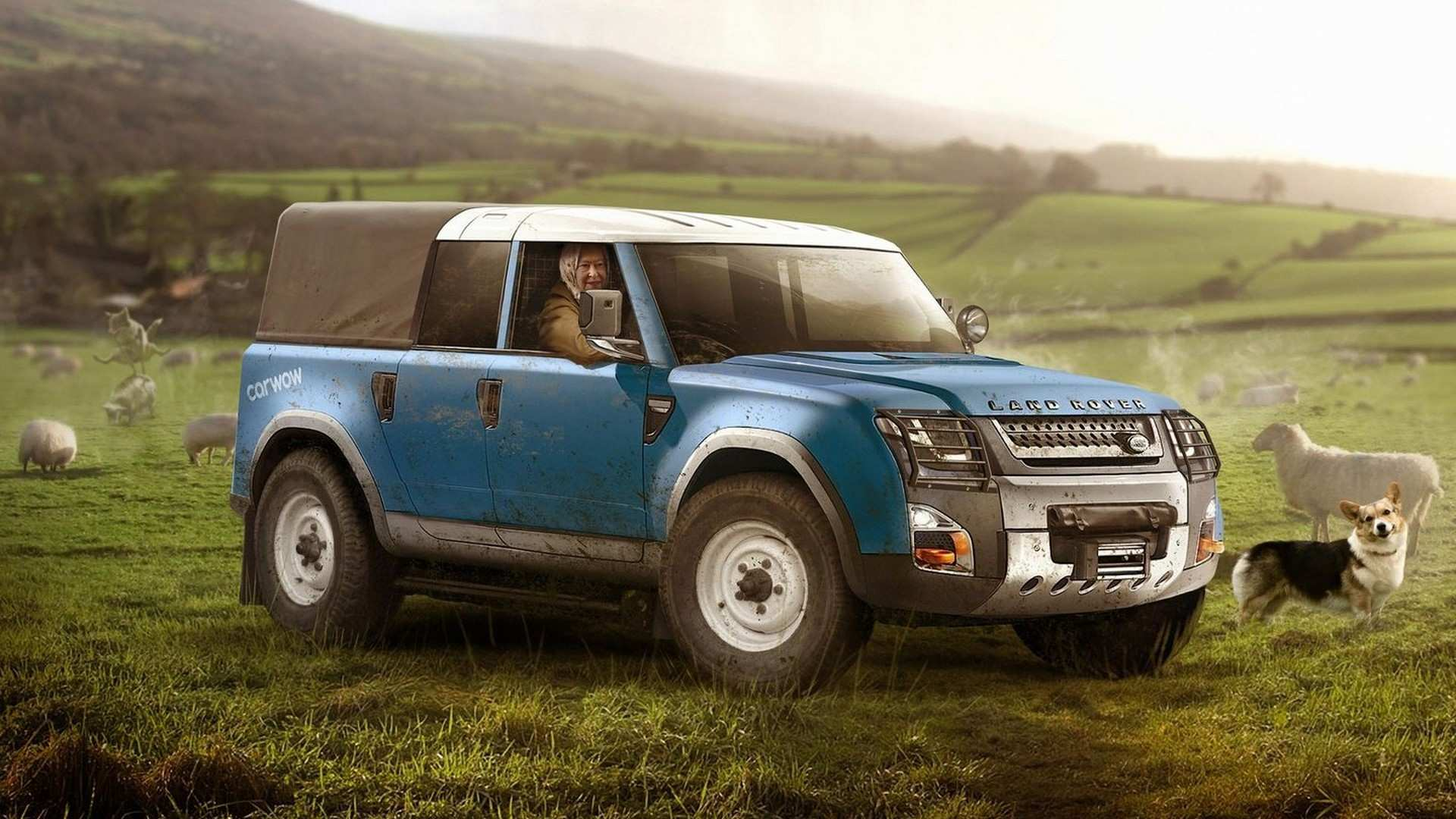 62 Great Land Rover Pickup 2019 Release by Land Rover Pickup 2019
