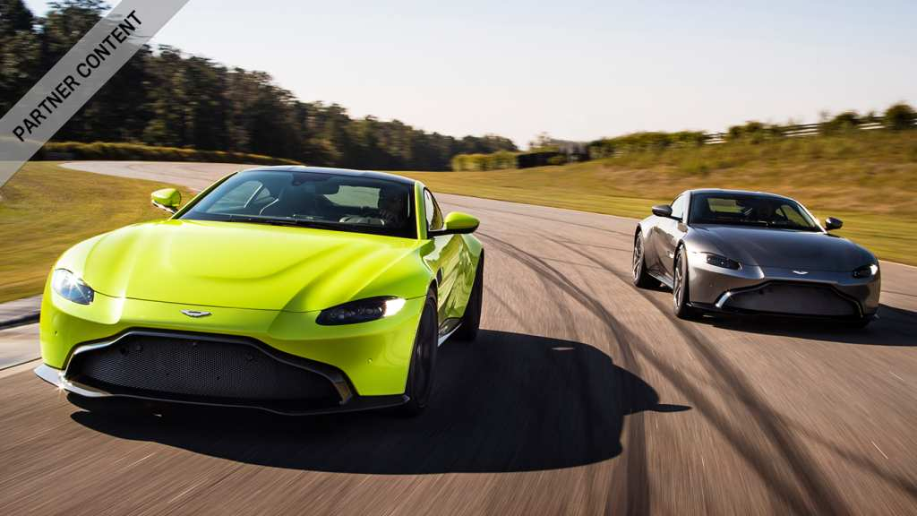 62 New 2019 Aston Vantage First Drive by 2019 Aston Vantage
