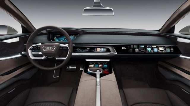 62 New 2019 Audi A7 Interior Specs and Review with 2019 Audi A7 Interior