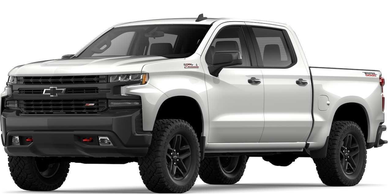 62 New 2019 Chevrolet 1500 Specs with 2019 Chevrolet 1500