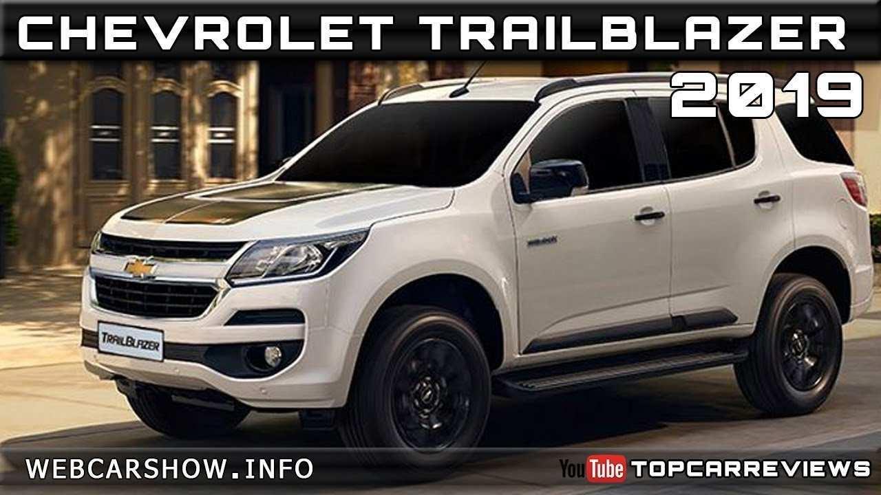 62 New 2019 Chevrolet Trailblazer Speed Test with 2019 Chevrolet Trailblazer