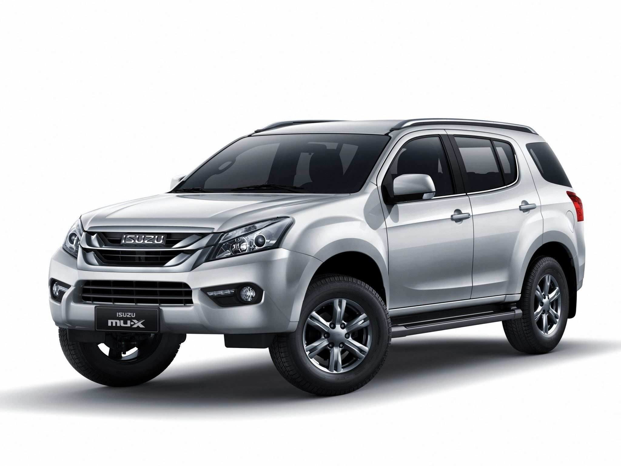 62 New 2019 Isuzu Mu X Ratings with 2019 Isuzu Mu X