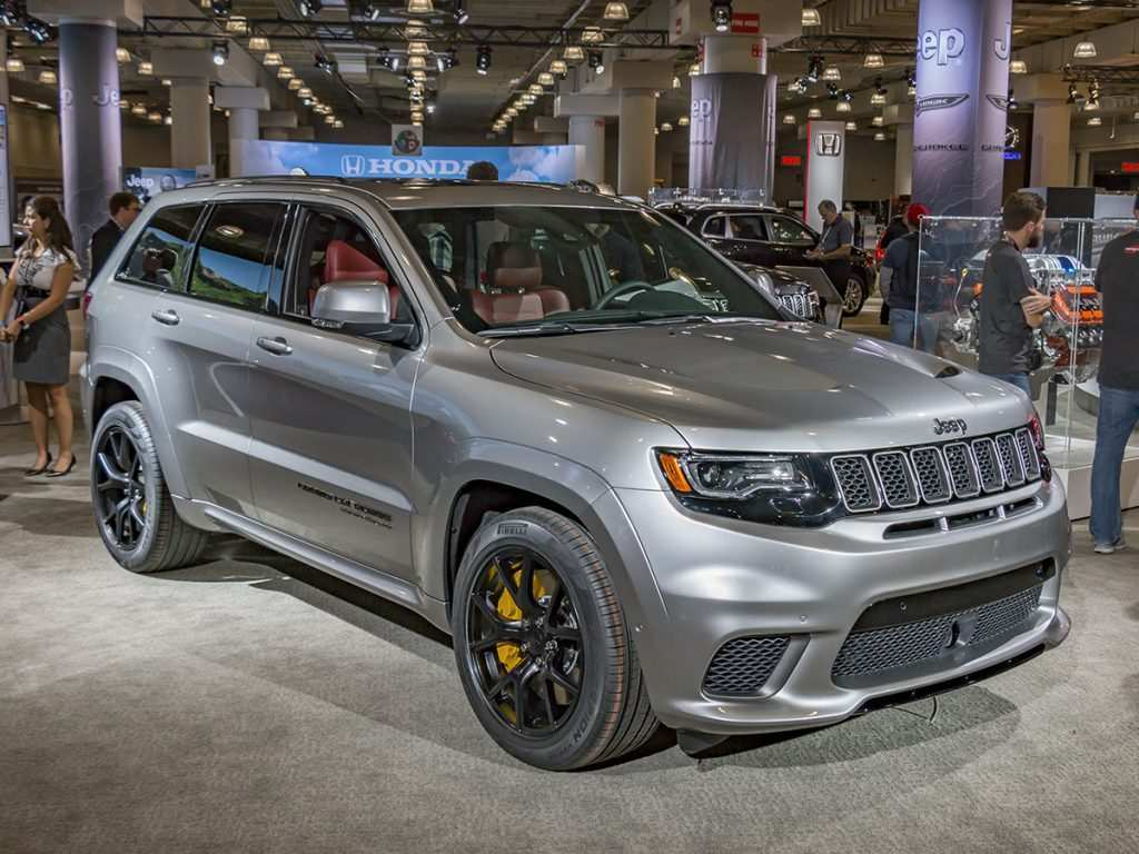 62 New 2019 Jeep Hellcat Release by 2019 Jeep Hellcat