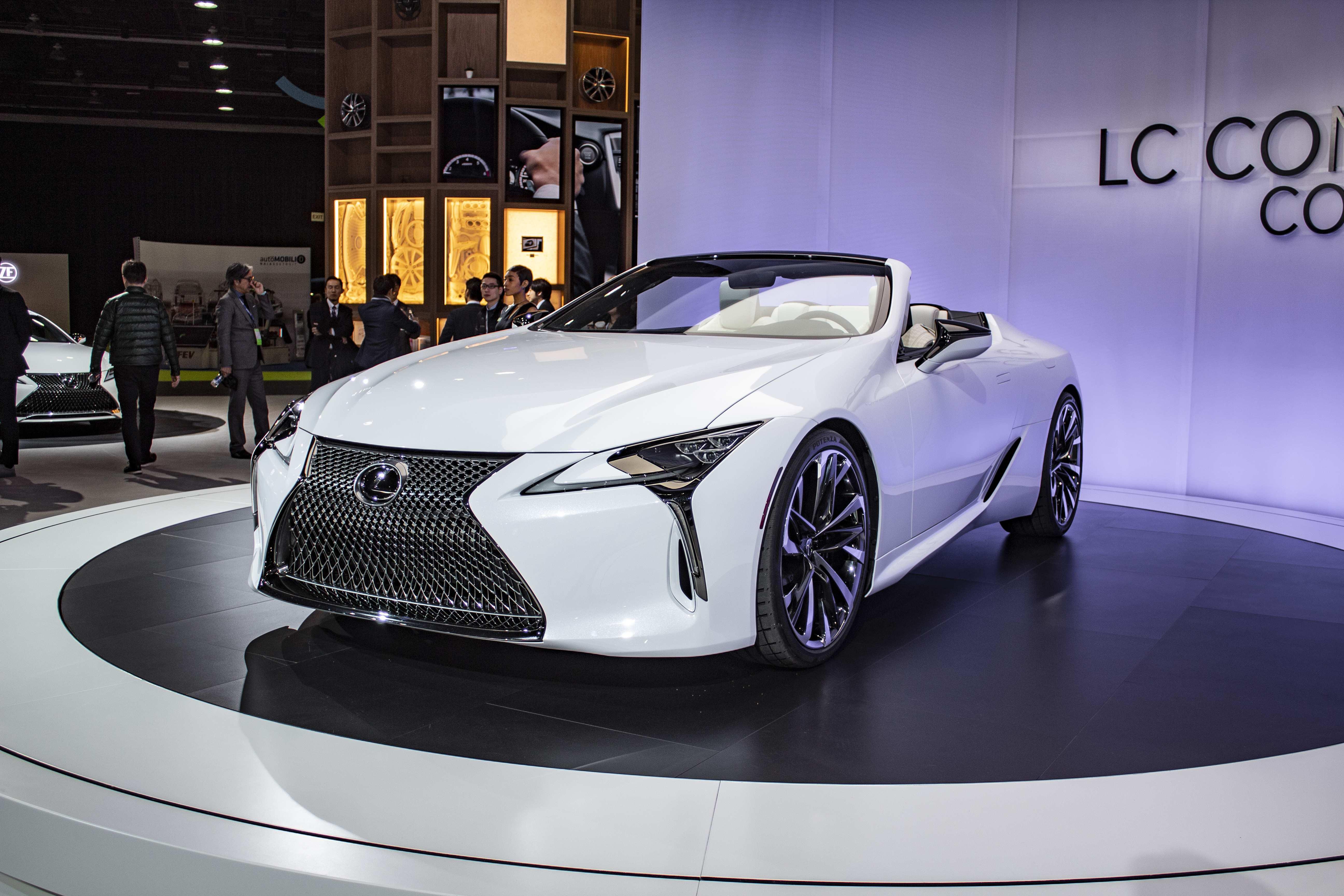 62 New 2019 Lexus Convertible Wallpaper for 2019 Lexus Convertible