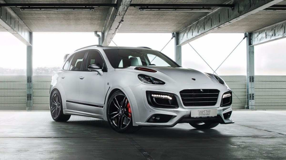 62 New 2019 Porsche Cayenne Turbo Review Configurations by 2019 Porsche Cayenne Turbo Review