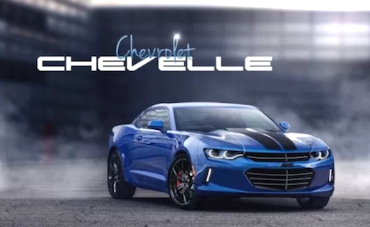 62 New 2020 Chevrolet Chevelle Review for 2020 Chevrolet Chevelle