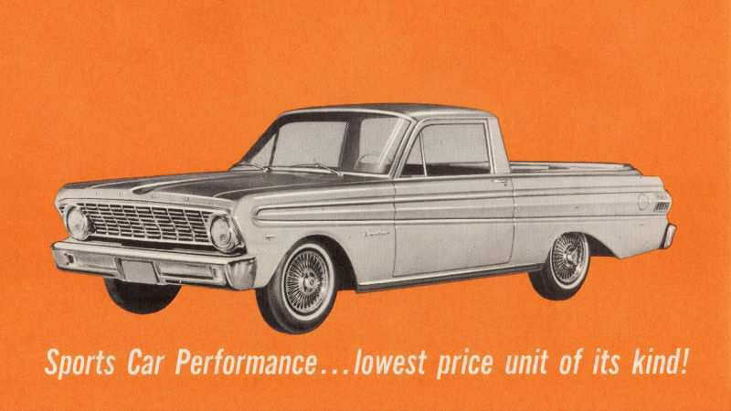 62 New 2020 Ford Ranchero Prices by 2020 Ford Ranchero