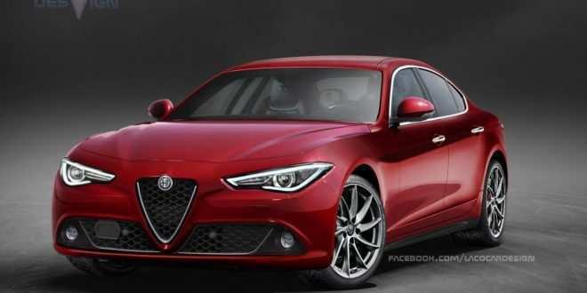 62 The 2019 Alfa Romeo Alfetta New Concept by 2019 Alfa Romeo Alfetta