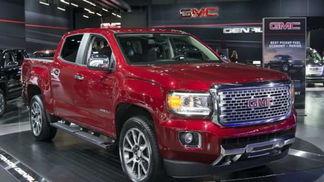 62 The 2019 Gmc Canyon Rumors Specs with 2019 Gmc Canyon Rumors