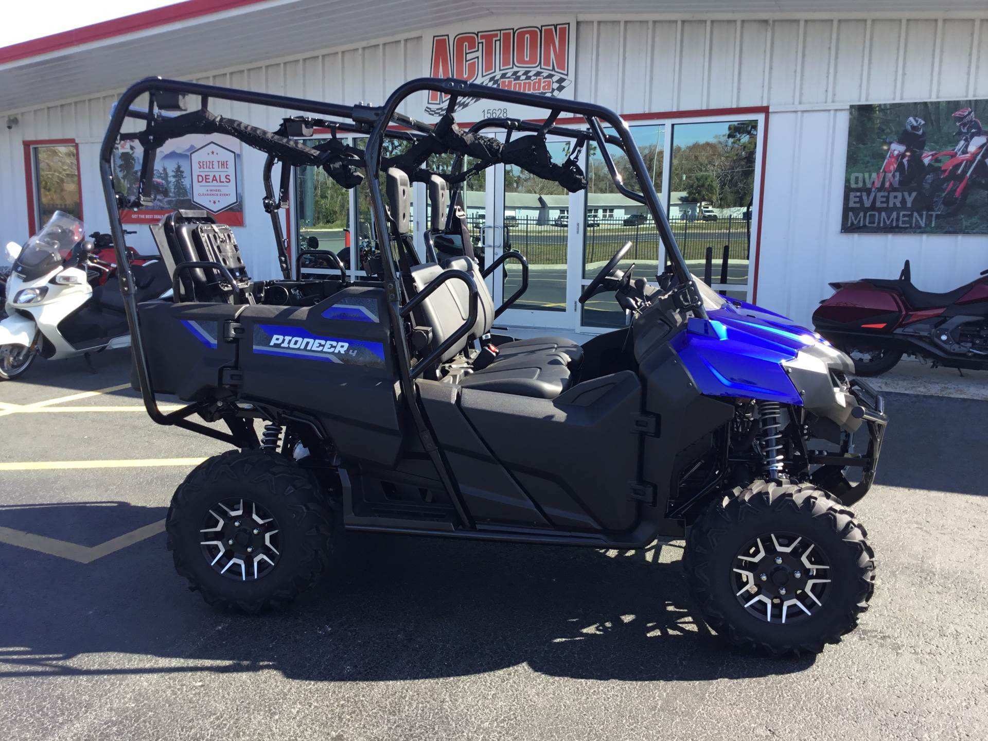 62 The 2019 Honda Pioneer Picture by 2019 Honda Pioneer