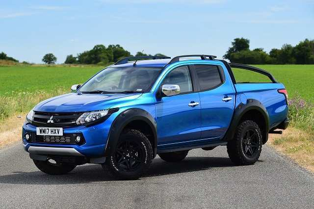 62 The 2019 Mitsubishi Triton Specs Speed Test for 2019 Mitsubishi Triton Specs