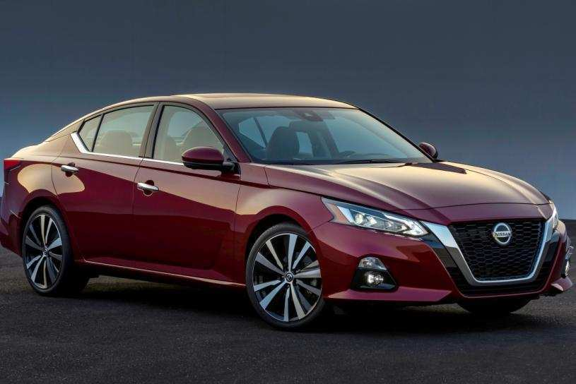 62 The 2019 Nissan Altima News Prices by 2019 Nissan Altima News