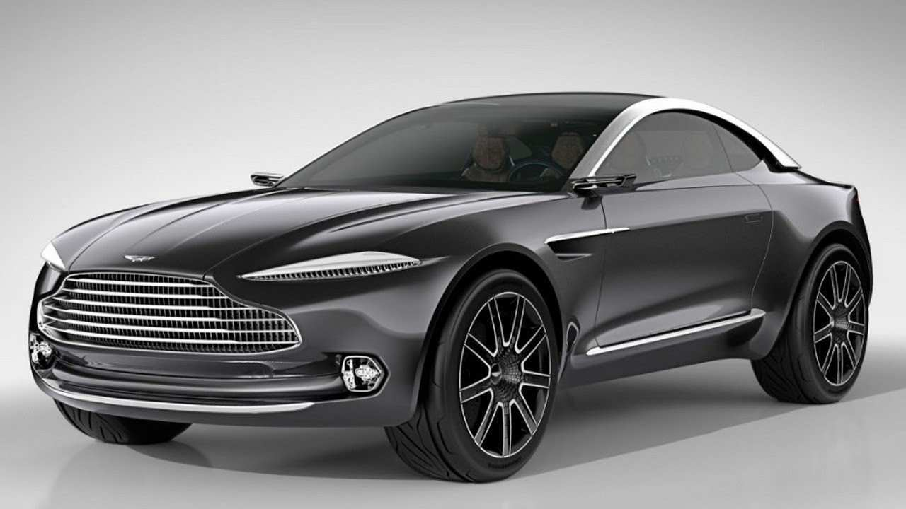 62 The 2020 Aston Martin Lagonda Configurations by 2020 Aston Martin Lagonda