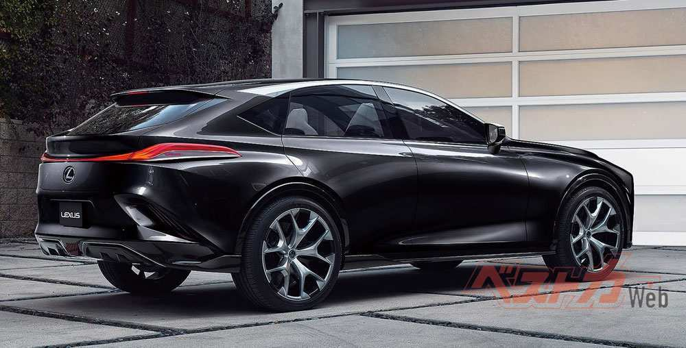 62 The 2020 Lexus Lf1 Redesign and Concept by 2020 Lexus Lf1