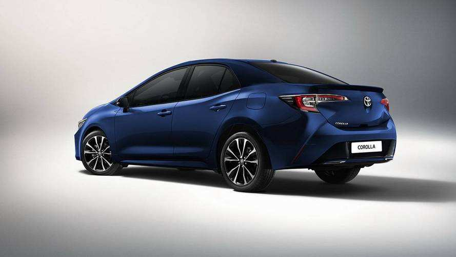 62 The 2020 Toyota Corolla Redesign Release by 2020 Toyota Corolla Redesign