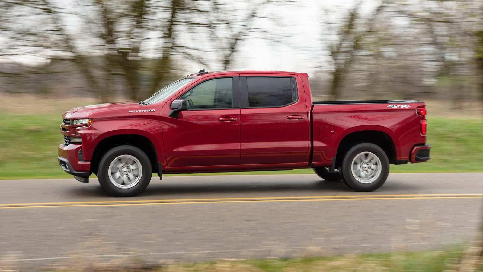 63 All New 2019 Chevrolet Silverado Release Date Exterior by 2019 Chevrolet Silverado Release Date