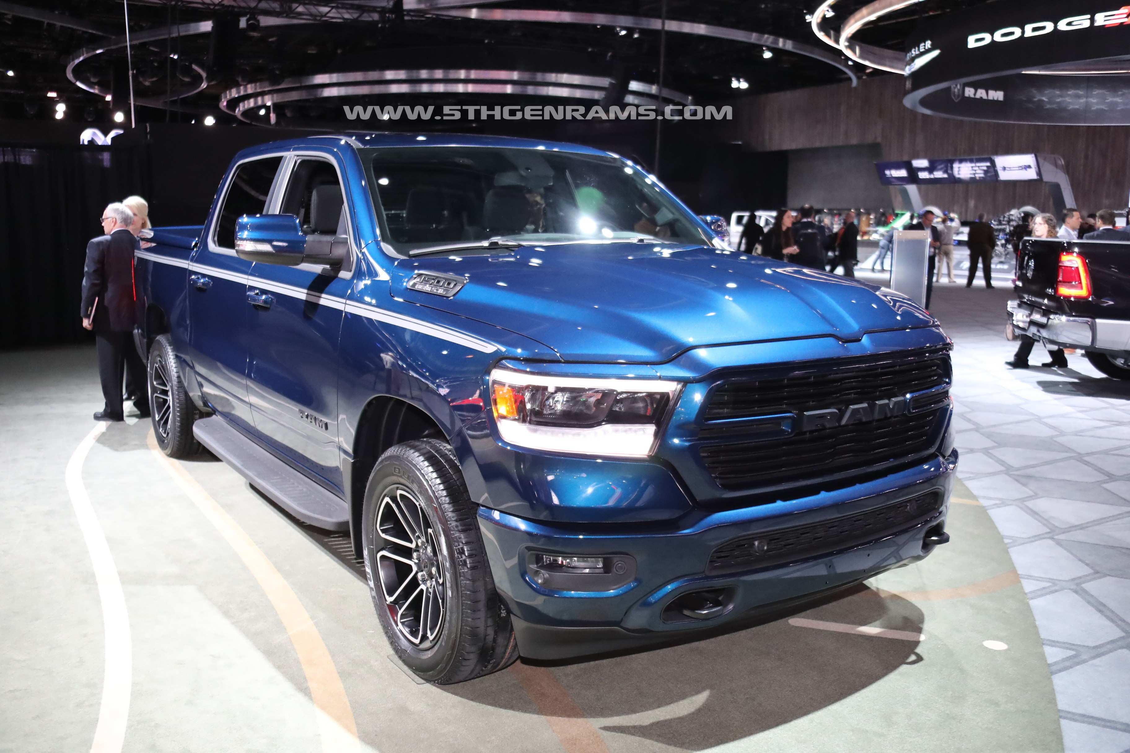 63 All New 2019 Dodge 1500 Sport Overview by 2019 Dodge 1500 Sport