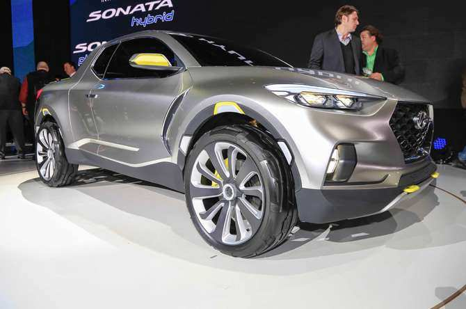 63 All New 2019 Hyundai Santa Cruz Pickup Spesification with 2019 Hyundai Santa Cruz Pickup