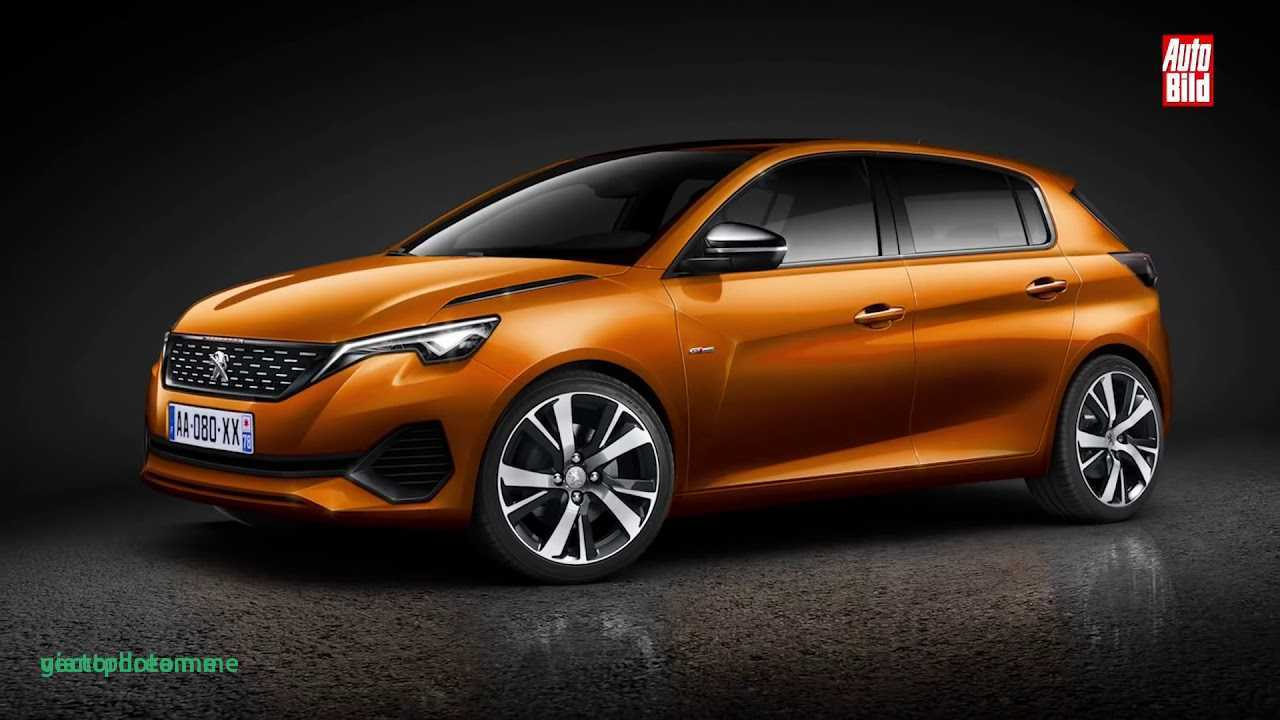 63 All New 2019 Peugeot 308 Exterior by 2019 Peugeot 308