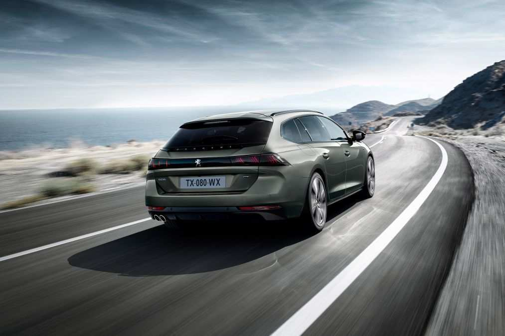 63 All New 2019 Peugeot 508 Sw Pricing with 2019 Peugeot 508 Sw