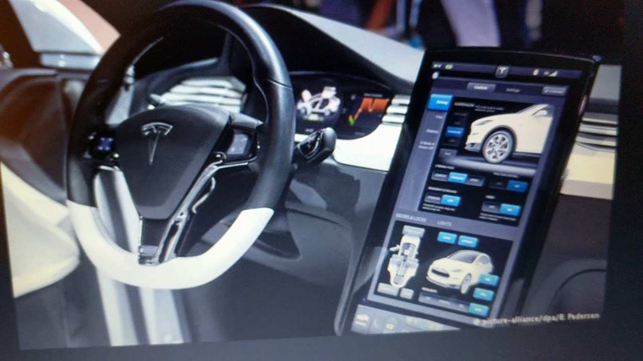 63 All New 2019 Tesla Interior Interior by 2019 Tesla Interior