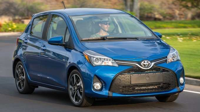 63 All New 2019 Toyota Vitz Rumors for 2019 Toyota Vitz