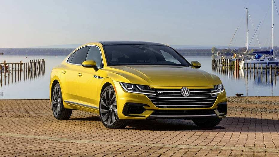 63 All New 2019 Vw Arteon Photos with 2019 Vw Arteon