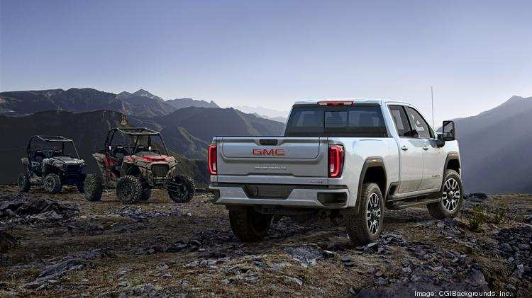 63 All New 2020 Gmc Truck Performance and New Engine by 2020 Gmc Truck