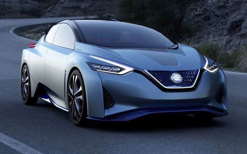 63 All New 2020 Nissan Electric First Drive with 2020 Nissan Electric