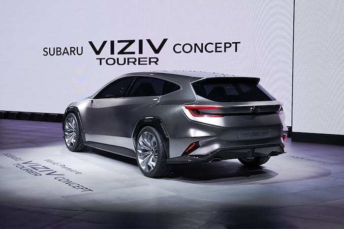 63 All New 2020 Subaru Hatch Overview by 2020 Subaru Hatch